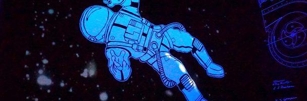 Collages Espaciales Que Son Fuera de Este Mundo!