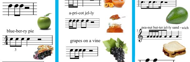 Understanding Rhythm With Fruit