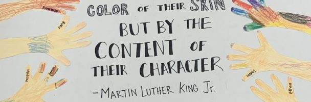 Lesson Plan for MLK Classroom Project