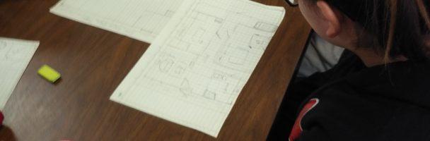 Row House (Floor Plan)
