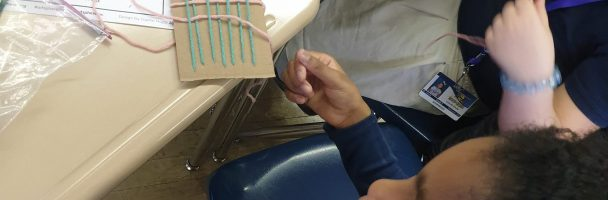 Violin Lessons and Weaving Looms