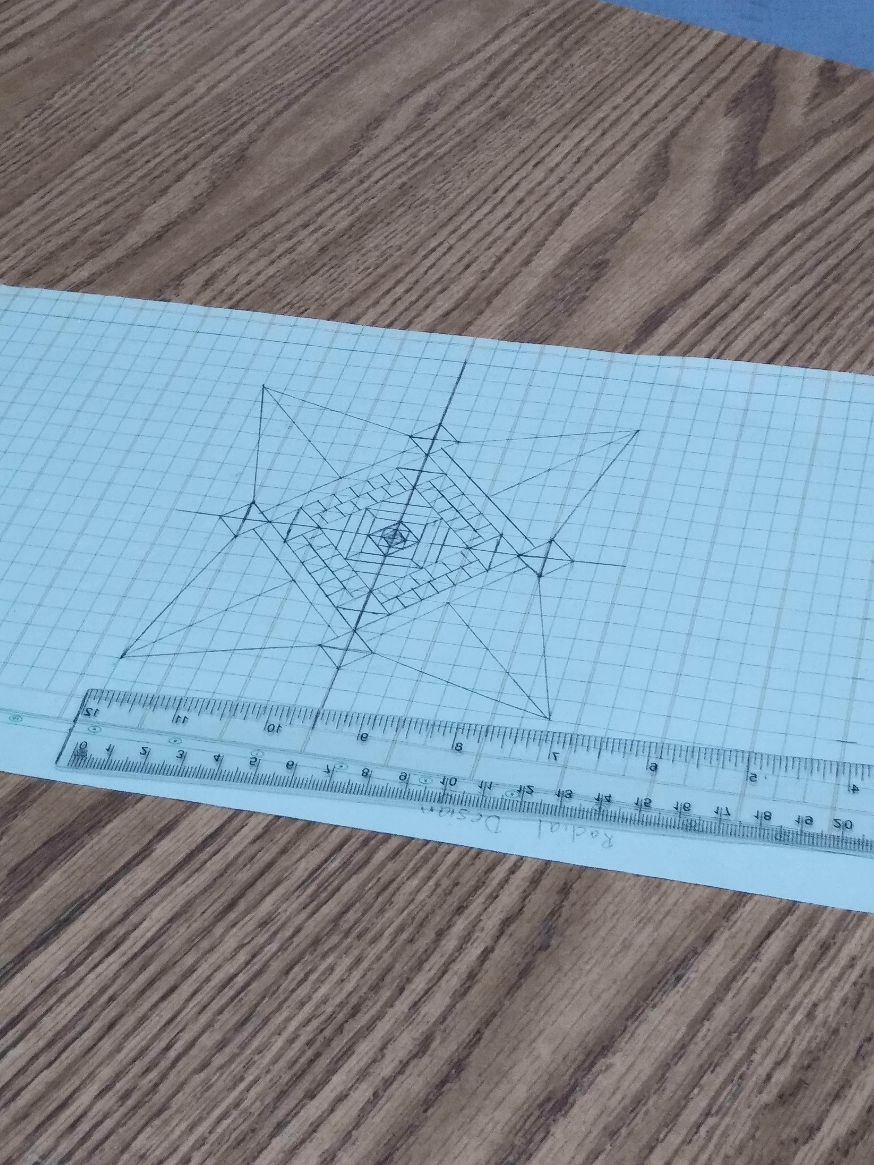 Radial Design (Mandala)