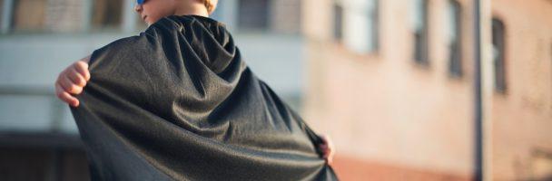 Fashion Design & Superheroes