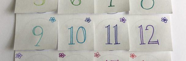 Literacy Through Art Advent Calendar