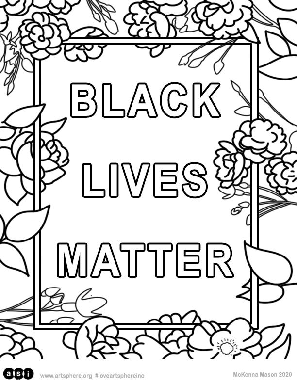 Black Lives Matter Handouts