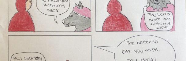 Transform Any Story Into A Graphic Novel Handout