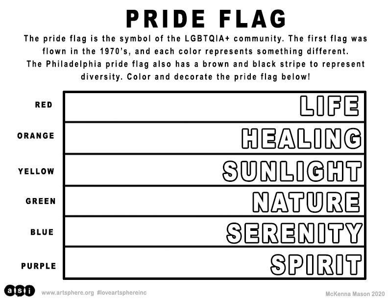 Pride Month Handouts