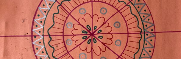 Symmetrical Radial Designs Lesson Plan
