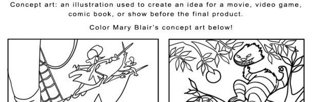 Mary Blair: Walt Disney's Favorite Artist