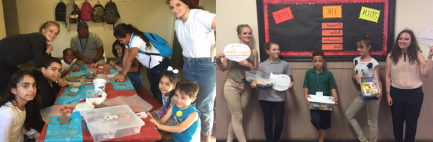 Meet the Volunteers from 2017!