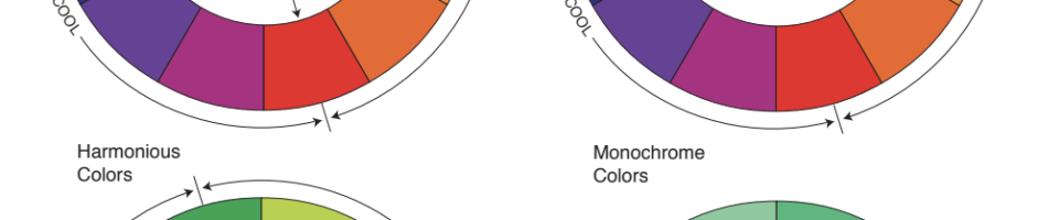 Color Wheel and Color Theory Handout