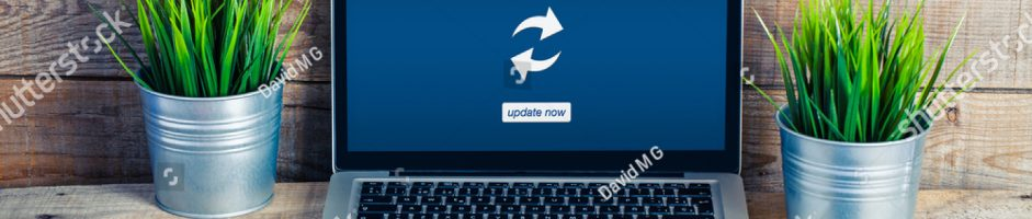 Keeping Up To Date – Software And OS Updates