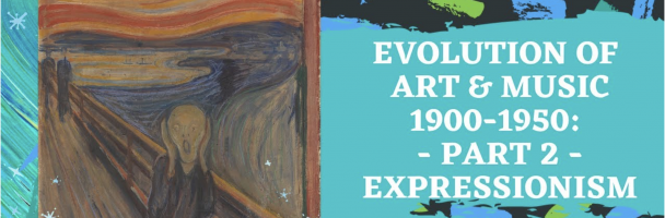 Lesson #2: Expressionism