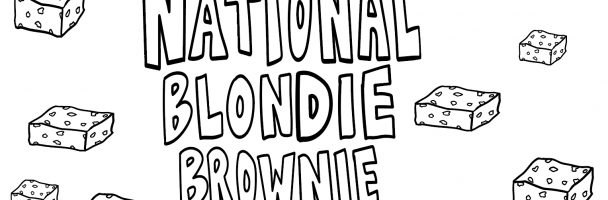 Happy National Blonde Brownie Day!