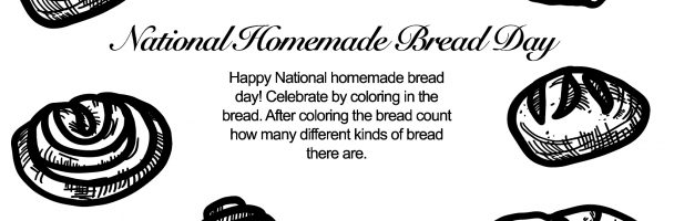 Happy National Homemade Bread Day!