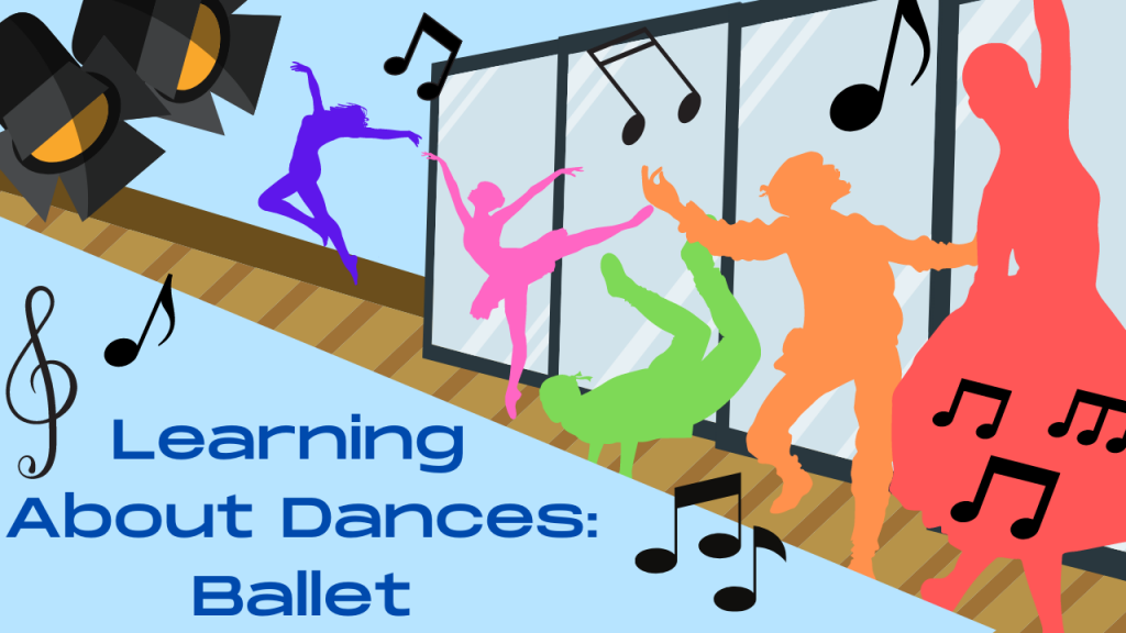 Learning about Dances Ballet