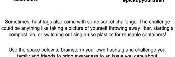 How to Create a Hashtag