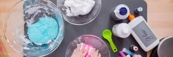 Oobleck – Autism Friendly Project