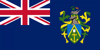 Pitcairn flag