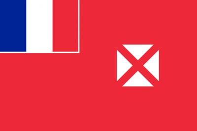 Wallis and Futuna Islands Flag