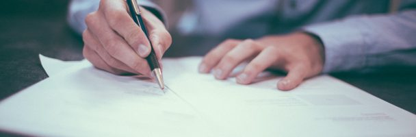 Plan and write agreement letters