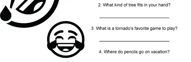 National Humor Month Handout