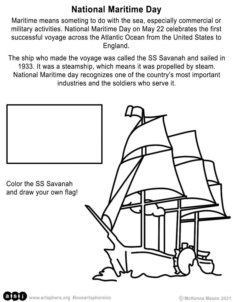 Maritime Handout