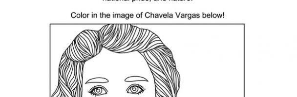 Chavela Vargas Handouts