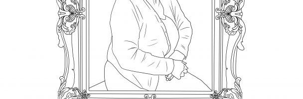 National Gorgeous Grandma Day Handout