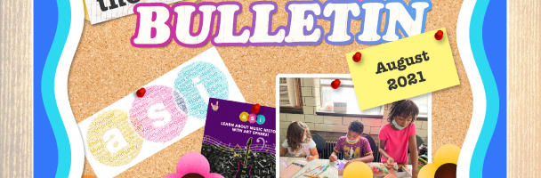 ASI Bulletin – August 2021