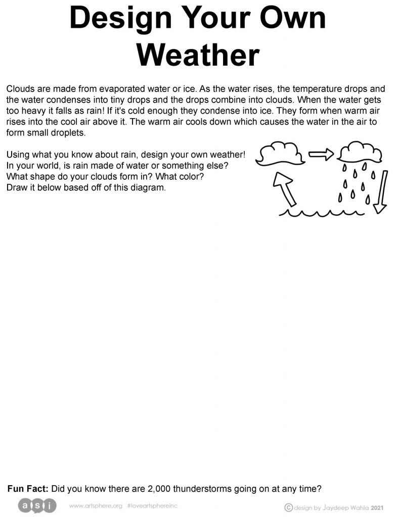 Design Your Own Weather