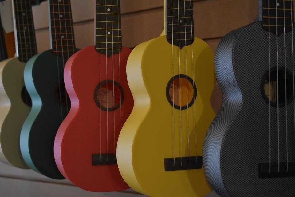 Hawaii Instrument Music Ukulele Acoustic Hawaiian