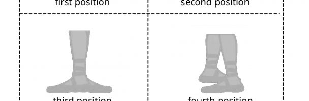 Leg Positions Handout