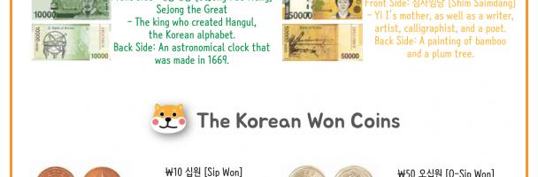 Korean Money Handout