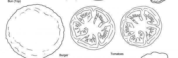 National Cheeseburger Day Handout